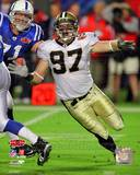 New Orleans Saints - Jeff Charleston Photo Photo