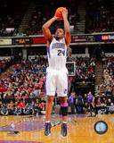Sacramento Kings - Carl Landry Photo Photo