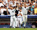 New York Yankees - Derek Jeter, Alex Rodriguez Photo Photo