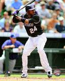 Colorado Rockies - Dexter Fowler Photo Photo