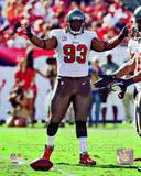 Tampa Bay Buccaneers - Gerald McCoy Photo Photo