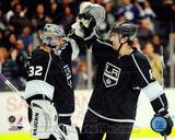 Los Angeles Kings - Drew Doughty, Jonathan Quick Photo Photo
