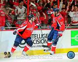 Washington Capitals - Brooks Laich, Marcus Johansson Photo Photo