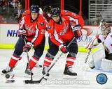 Washington Capitals - Brooks Laich, Mike Knuble Photo Photo