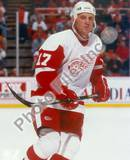 Detroit Red Wings - Brett Hull Photo Photo