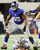 New York Giants - Chris Canty Photo Photo
