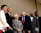 Baltimore Orioles - Cal Ripken Jr., Brooks Robinson, Frank Robinson, Earl Weaver, Jim Palmer, Eddie Photo