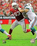 Arizona Cardinals - Calais Campbell Photo Photo