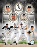 Chicago White Sox - Freddy Garcia, Mark Buehrle, Jon Garland, Bobby Jenks Photo Photo