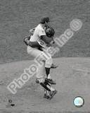 New York Mets - Jerry Koosman, Jerry Grote Photo Photo