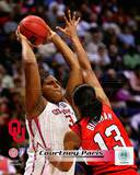 Oklahoma Sooners - Courtney Paris Photo Photo