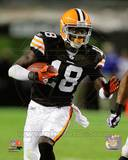 Cleveland Browns - Carlton Mitchell Photo Photo