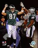 Philadelphia Eagles - Brian Westbrook, Brent Celek Photo Photo