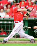 Cincinnati Reds - Chris Valaika Photo Photo