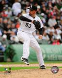 Chicago White Sox - Hector Santiago Photo Photo
