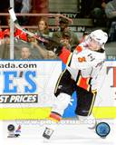 Calgary Flames - Dion Phaneuf Photo Photo