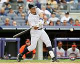 New York Yankees - Jesus Montero Photo Photo