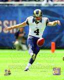 St Louis Rams - Greg Zuerlein Photo Photo