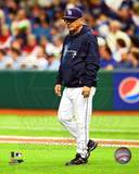 Tampa Bay Rays - Joe Maddon Photo Photo