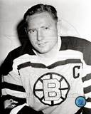 Boston Bruins - Fern Flaman Photo Photo