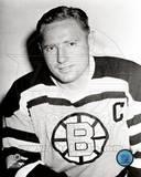 Boston Bruins - Fern Flaman Photo Photo