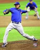 Chicago Cubs - James Russell Photo Photo