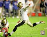 New Orleans Saints - Garrett Hartley Photo Photo