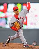 Los Angeles Angels - Jason Vargas Photo Photo