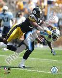 Pittsburgh Steelers - Joey Porter Photo Photo