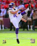 Minnesota Vikings - Jeff Locke Photo Photo