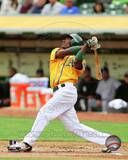 Oakland Athletics - Jemile Weeks Photo Photo