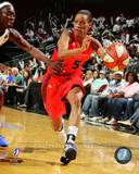 WNBA Washington Mystics - Jasmine Thomas Photo Photo