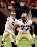 New Orleans Saints - Jahri Evans Photo Photo