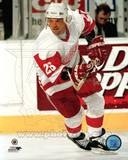 Detroit Red Wings - Joe Kocur Photo Photo