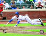 New York Mets - Jason Bay Photo Photo