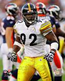 Pittsburgh Steelers - James Harrison Photo Photo