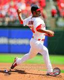 St Louis Cardinals - Jaime Garcia Photo Photo