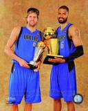 Dallas Mavericks - Dirk Nowitzki, Tyson Chandler Photo Photo