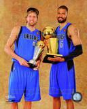 Dallas Mavericks - Dirk Nowitzki, Tyson Chandler Photo Photo