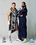 World Wrestling Entertainment - Cody Rhodes, Damien Sandow Photo Photo