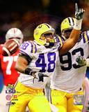 LSU Tigers - Darry Beckwith Photo Photo