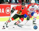 Chicago Blackhawks - Doug Gilmour Photo Photo