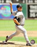 Seattle Mariners - Jason Vargas Photo Photo
