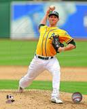 Oakland Athletics - Jarrod Parker Photo Photo