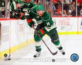 Minnesota Wild - Darroll Powe Photo Photo