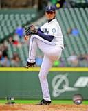 Seattle Mariners - Hisashi Iwakuma Photo Photo
