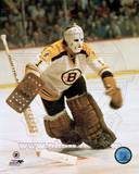 Boston Bruins - Gilles Gilbert Photo Photo
