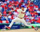 Philadelphia Phillies - Jake Diekman Photo Photo