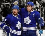 Toronto Maple leafs - Dion Phaneuf, Phil Kessel Photo Photo