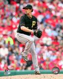 Pittsburgh Pirates - Jeff Locke Photo Photo
